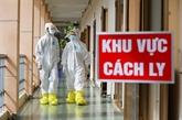 COVID-19 : le Vietnam enregistre deux nouveaux cas importés