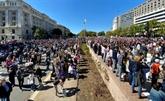 Des milliers de femmes manifestent contre Trump aux États-Unis