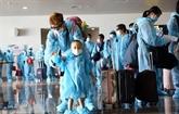 Plus de 340 citoyens vietnamiens rapatriés depuis la Norvège