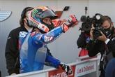 Rins victorieux en Aragon, Mir prend la tête du championnat à Quartararo