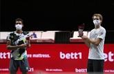 ATP : Alexander Zverev remporte le tournoi de Cologne