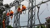 EVN mobilise 185,37 milliards de kWh en neuf mois
