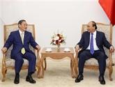 La coopération économique au menu de la visite du PM japonais au Vietnam