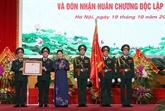 Le JournalQuân dôi nhân dân(Armée populaire) souffle ses 70 bougies