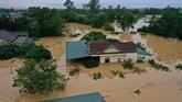 Les inondations font 124 morts et disparus dans le Centre