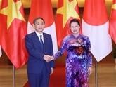 L'AN du Vietnam soutient les contenus de coopération future entre le Vietnam et le Japon