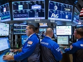 Wall Street termine dans le vert grâce à la tech