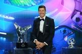 Lewandowski et Harder, des prix UEFA aux airs de Ballons d'Or