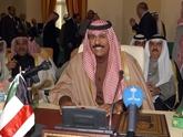 Message de félicitations au nouvel émir du Koweït