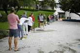 Début du vote anticipé en Floride, État crucial dans l'affrontement Trump/Biden