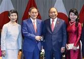 La presse du Japon salue la visite officielle du PM Suga Yoshihide au Vietnam