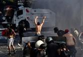 Chili : le président condamne les violences, appelle à voter au référendum