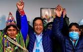 Bolivie : Arce sera le futur président, Morales de retour