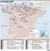 Tour d'Espagne : neige et coronavirus sur la route du maillot rouge