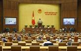 Assemblée nationale : discussion de deux projets de loi