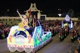 Le Festival culturel et touristique de Muong Lo présente la danse xoè Thái