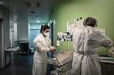 La marée monte toujours dans les hôpitaux, les contaminations s'étendent