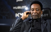 Pelé, heureux d'avoir toute sa tête à bientôt 80 ans