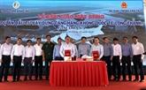 Dông Nai livre le chantier pour la construction de l'aéroport de Long Thành