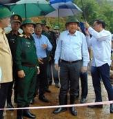 Le vice-Premier ministre Truong Hoà Binh à Quang Nam