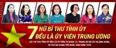 Quatre-cents femmes élues aux Comités exécutifs du Parti des provinces et villes