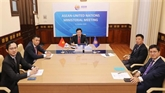 Conférence des ministres des Affaires étrangères de l'ASEAN et l'ONU