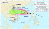 La tempête tropicale Saudel prend l'ampleur en Mer Orientale