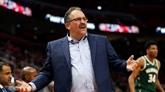 NBA : Stan Van Gundy nouveau coach des Pelicans de la Nouvelle-Orléans