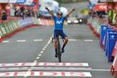 Tour d'Espagne : Marc Soler offre la victoire à la Movistar