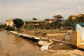 Une stratégie pour augmenter la résilience aux catastrophes naturelles