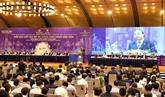 Nguyên Xuân Phuc au Sommet des villes intelligentes de l'ASEAN