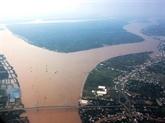 La Chine et la MRC signent un accord de fourniture de données hydrologiques