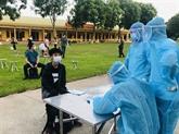 Le Vietnam entre dans le 51e jour sans transmission locale