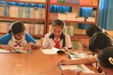 Les élèves khmers à la conquête des connaissances