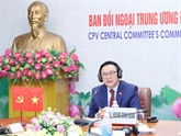 Le Vietnam participe au Forum international inter-Partis SCO+