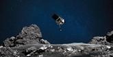 La sonde Osiris-Rex est en train de perdre ses cailloux dans l'espace