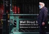 Wall Street sans enthousiasme sur un plan de soutien de l'économie