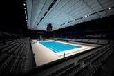 Un centre aquatique de 15.000 places inauguré à Tokyo