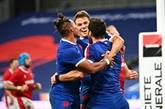 Rugby : des Bleus à réaction grâce à super Dupont