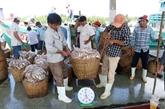 Les exportations de produits aquatiques pourraient atteindre 8,4 milliards d'USD
