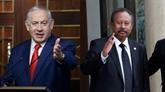 Benjamin Netanyahu salue l'accord de paix entre Israël et le Soudan