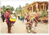Ouverture de la fête Ok Om Bok des Khmers à Trà Vinh