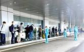 COVID-19 : rapatriement de plus de 350 citoyens vietnamiens de Canada et de R. de Corée