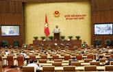 Les députés discutent en ligne de la lutte contre la criminalité et la corruption