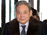 Les grandes fortunes sud-coréennes rendent hommage au défunt patron de Samsung