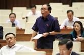 L'Assemblée nationale délibère sur la lutte anti-corruption