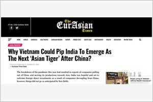 IDE  EurAsian Times explique le succès du Vietnam