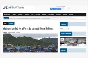 Le Vietnam salué pour ses efforts contre la pêche illégale