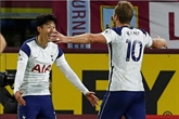 Angleterre : Tottenham soporifique gagne à Burnley