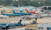 Report et annulation de nombreux vols en raison du typhon Molave